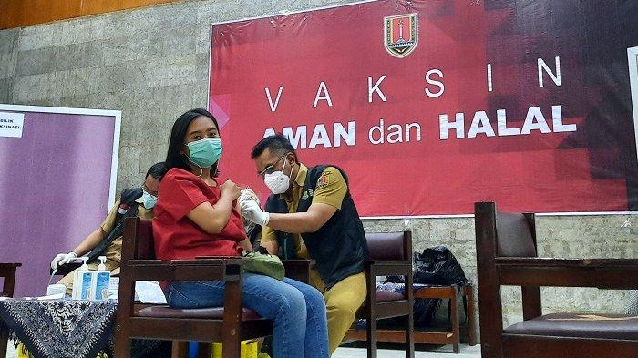 Dinkes Kota Semarang Buka Sentra Vaksinasi Covid di 3 Kampus, Menyasar Warga Berumur 18+