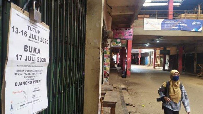Omset Pedagang Merosot hingga 70 Persen, Dampak Penutupan Pasar Wage Purwokerto Selama 3 Hari