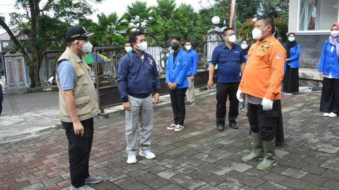 Program KKN Rampung, 137 Mahasiswa UMP Lepas Status Relawan di Pusat Isolasi Covid Banyumas