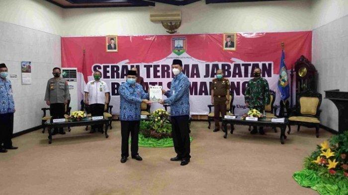 Tak Hadiri Acara Serah Terima Jabatan Bupati Semarang, Mundjirin Dikabarkan Sakit