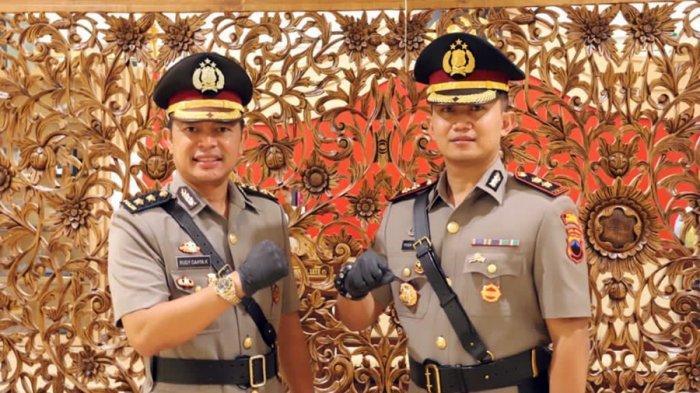 AKBP Piter Yanottama Jabat Kapolres Kebumen, AKBP Rudy Cahya Kurniawan Geser ke Akpol