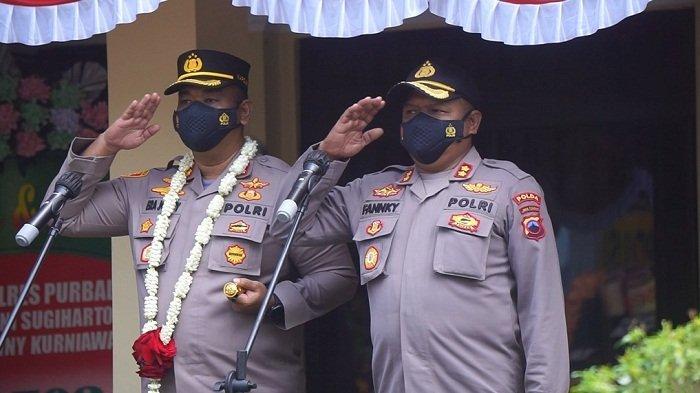 Gantikan AKBP Fannky Ani Sugiharto, AKBP Era Johny Kurniawan Resmi Jabat Kapolres Purbalingga