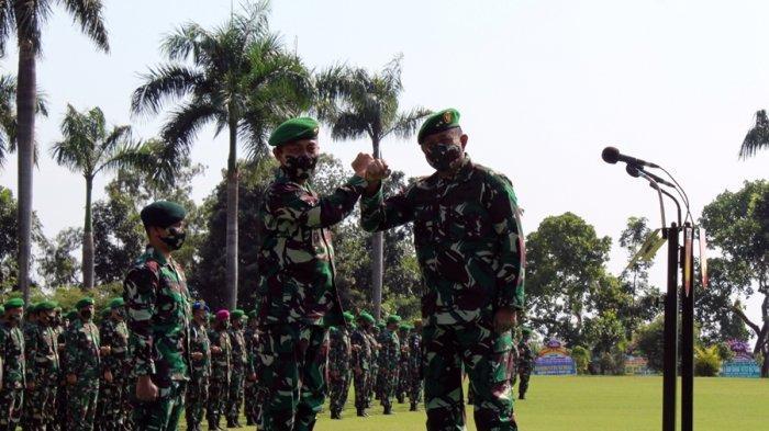 Mayjen TNI Bakti Agus Fajari Jabat Pangdam IV Diponegoro