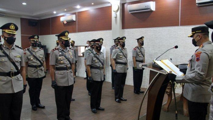 Pergeseran Perwira di Polres Pati, Kompol Sumiarta Jabat Wakapolres, Kompol Davis ke Polda Jateng