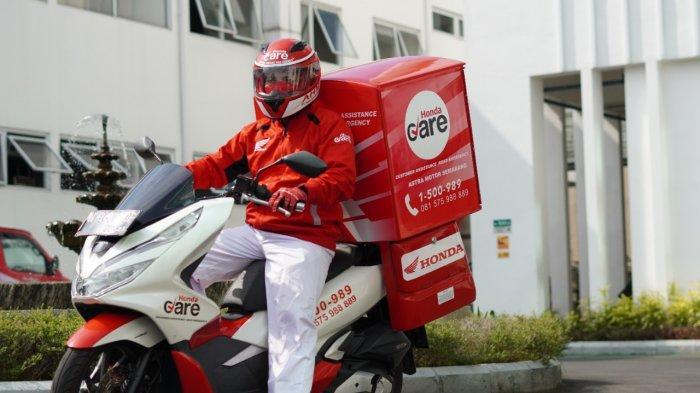 Service Hingga Beli Motor Honda Bisa Secara Online, Cukup di Rumah Saja Pakai Aplikasi Motorku X