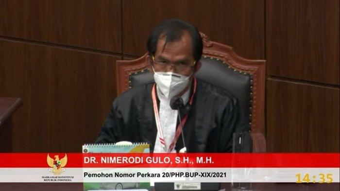 Gugat Hasil Pilkada Rembang 2020 ke MK, Pasangan Harno-Bayu Andriyanto Ajukan 251 Alat Bukti