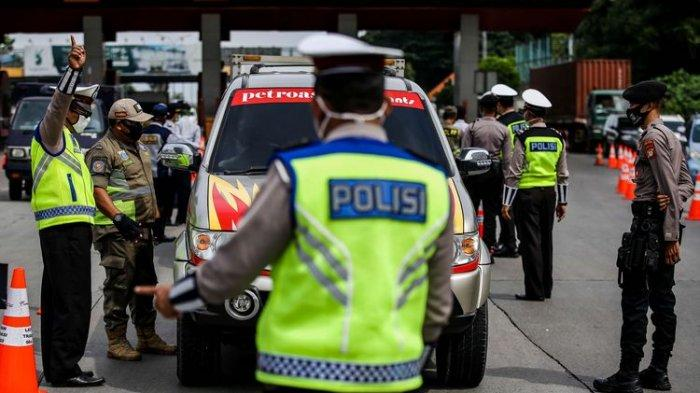 Masuk Jakarta Tanpa SIKM, Pekerja Bangunan Asal Tegal dan Banyumas Ini Terancam Bayar Rp 1,2 Juta