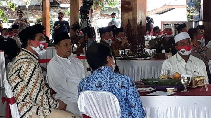 Silaturahmi Kebangsaan di Banjarnegara, Wantimpres Habib Luthfi Singgung Rasa Handarbeni