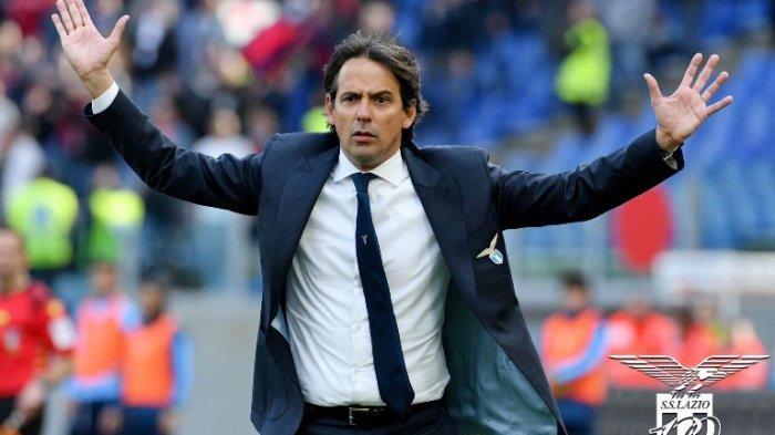 Conte Out, Inter Milan Tunjuk Simone Inzaghi sebagai Pelatih