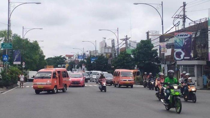Hati-hati di Jalan, Siang Ini Hujan - Berikut Prakiraan Cuaca di Purwokerto, Rabu 11 maret 2020