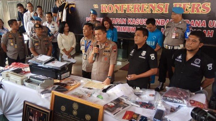 Saldo Rekening KAS Purworejo Hanya Rp20 Juta, Polisi Temukan Jejak Penarikan Miliaran Rupiah