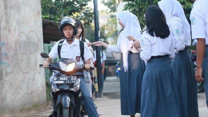 Kemenhub Bakal Larang Pelajar Tak Punya SIM Kendarai Motor ke Sekolah