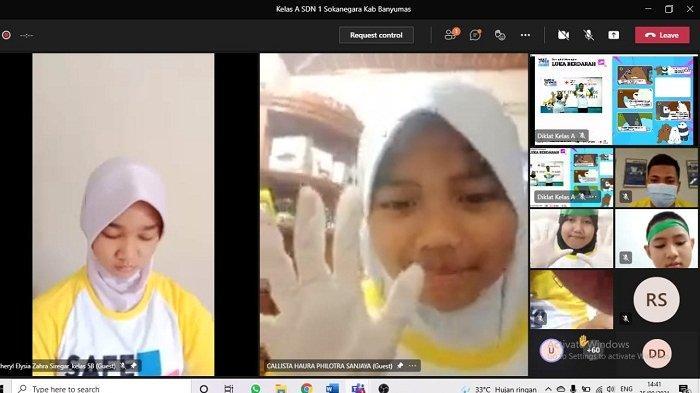 Ikuti Safe Steps Kids, Siswa SDN 1 Sokanegara Banyumas Dapat Pelatihan Cara Menolong Orang Tersedak