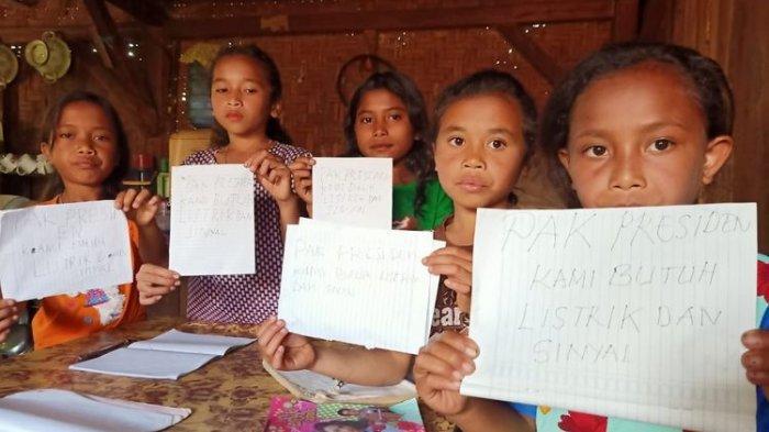 Di Wilayah Ini, Anak-anak Sekolah Tak Bisa Belajar Daring: Internet Itu Apa, Hanya Tahu Nama Saja