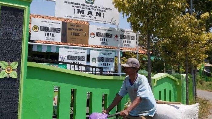 Siswa MAN Positif Covid-19, Wakil Wali Kota Tegal: Sekolah Belum Kantongi Izin Buka Kelas Tatap Muka