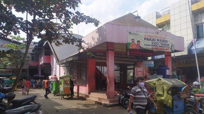 Ada Tambahan 16 Pedagang Positif Covid-19 di Pasar Wage Purwokerto, Beberapa Lapak Tetap Buka