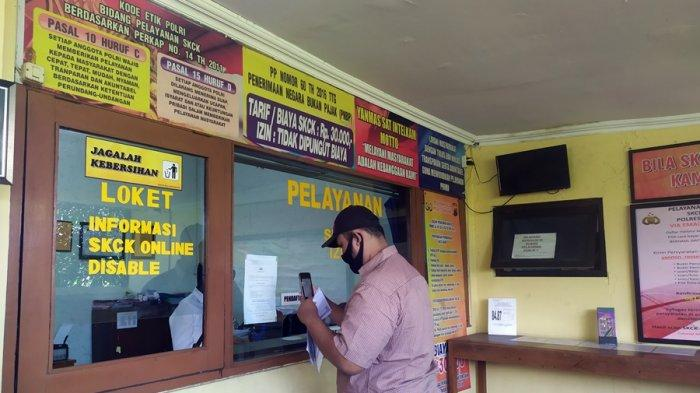 Polres Semarang Layani Penerbitan SKCK Melalui WhatsApp, Begini Tata Cara Mengurusnya