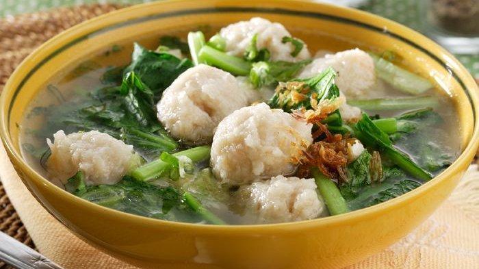 Resep Masakan Sop Bakso Kuah Cocok Untuk Penderita Flu Tribun Banyumas