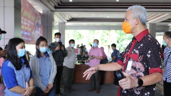 Seknas Jokowi Jateng Dukung Ganjar Nyapres, Dinilai Konsisten Menjaga Pancasila dan Kebhinekaan