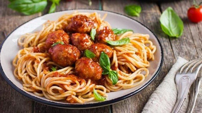 Bingung Siapkan Menu Buka Puasa untuk Anak? Coba Saja Resep Spaghetti Meatball Ini