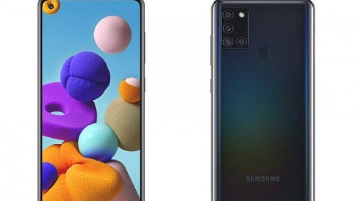 Miliki Empat Kamera, Samsung Galaxy A21s Siap Diluncurkan Juni 2020