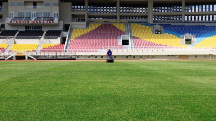 Laga Grup C Liga 2 2021 Dimulai Minggu di Stadion Manahan, Polresta Solo Siagakan 350 Personel