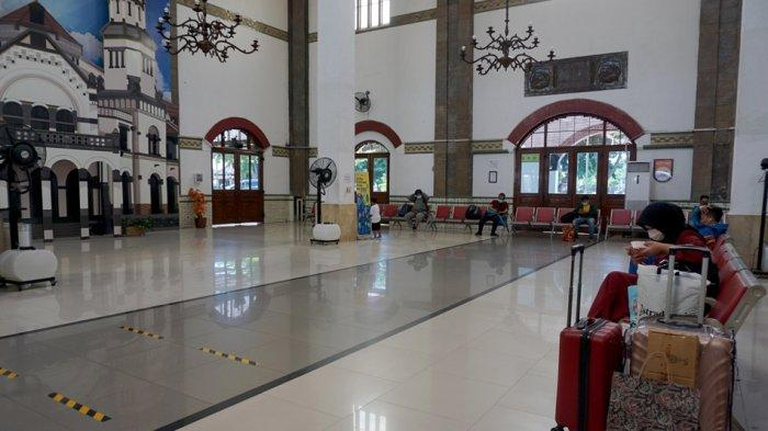 Mulai 1 April, PT KAI Daop IV Semarang Hentikan Sementara Operasional Empat Kereta Api