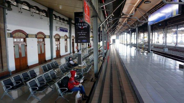 Pembatalan 91 Perjalanan Kereta Api di Daop 5 Diperpanjang hingga 31 Mei 2020