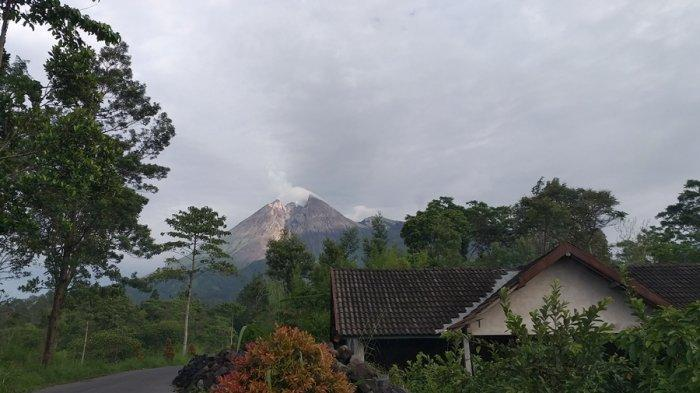 Status Siaga Gunung Merapi, Tiga Kabupaten di Jateng Masuk Kategori Bahaya, Ini Data Lengkapnya