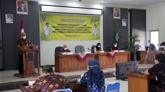 Masih Ada 9.934 Balita Alami Stunting di Banjarnegara