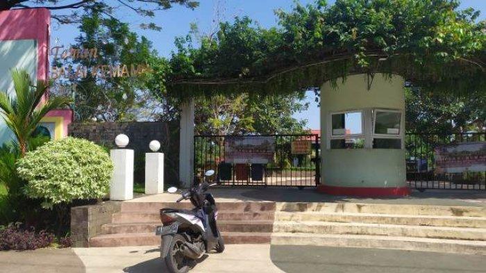 Taman Balai Kemambang Dibuka Lagi, Penjualan Tiket Dilayani secara Daring