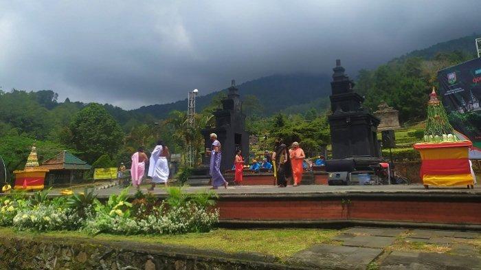 Candi Gedongsongo di Bandungan Kabupaten Semarang Tutup saat Libur Lebaran, Bukan Lagi 18 Mei