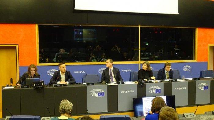 Perdagangan Daging Anjing dan Kucing di Indonesia Disorot Politisi Intergrup Parlemen Eropa