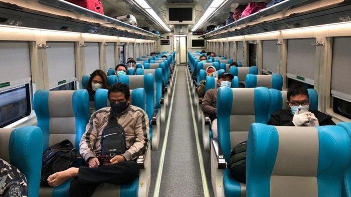 Perjalanan KA di Jalur Selatan Kini Lebih Cepat dan Dilengkapi Wifi Gratis, Berikut Daftar Keretanya