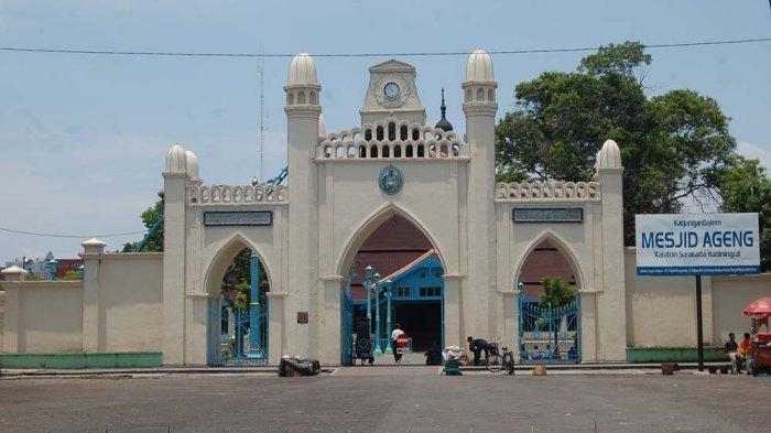 Masih Tutup, Masjid Agung Solo Tak Gelar Salat Iduladha Berjemaah untuk Umum