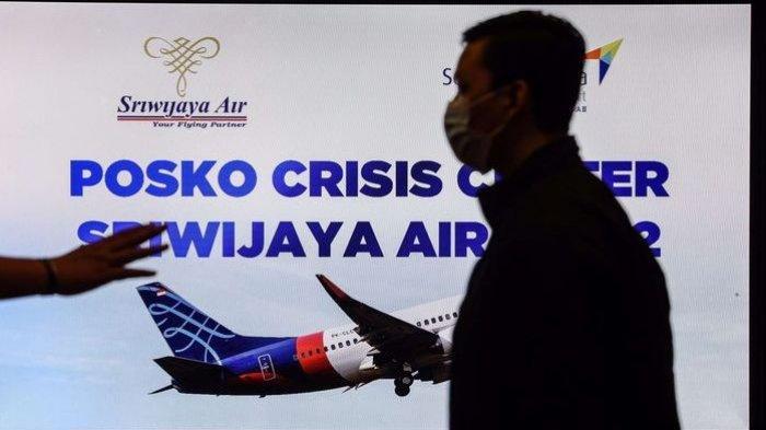 Jenazah Kapten Afwan Sudah Teridentifikasi, Update Korban Kecelakaan Sriwijaya Air SJ 182