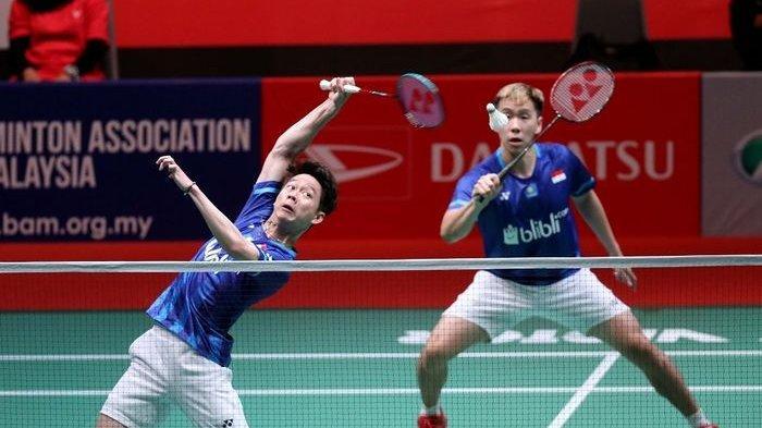 Jadwal Final Bulutangkis Kejuaraan Beregu Asia 2020 Antara Indonesia Melawan Malaysia