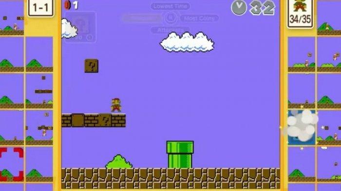 Nintendo Rilis Game Mario Bros.35 Berkonsep Battle Royale, Hanya Bisa Dimainkan Sampai Maret 2021