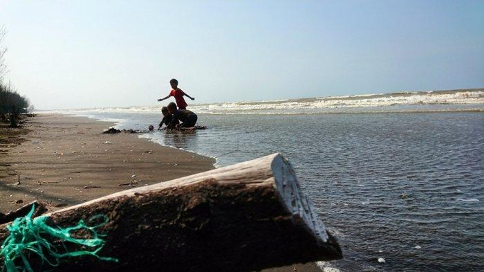 Inilah Surga Tersembunyi di Pesisir Pemalang, Namanya Pantai Blendung, Tiket Masuk Cuma Rp 5 Ribu