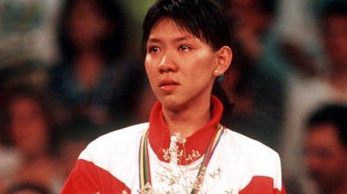 HARI INI, 28 Tahun Lalu, Susi Susanti Raih Medali Emas Olimpiade Pertama Indonesia