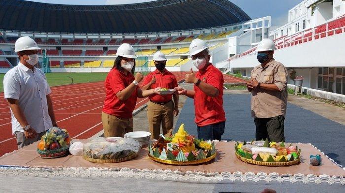 Renovasi Stadion Jatidiri Semarang Akhirnya Dilanjut, Disporapar Jateng: Memasuki Tahap Lima