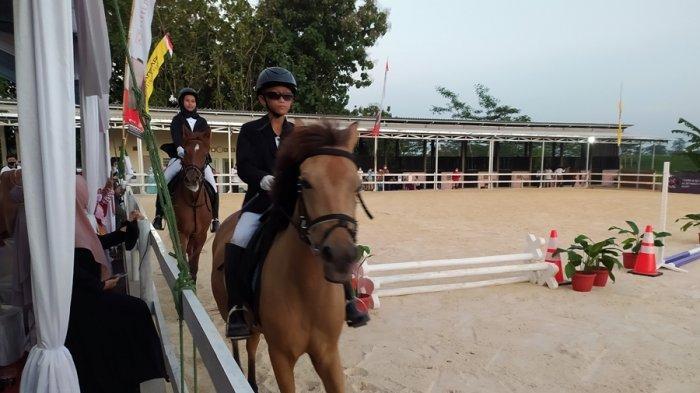 Tamansari Equestrian Park Diresmikan, Sekolah Berkuda Pertama di Kabupaten Pati