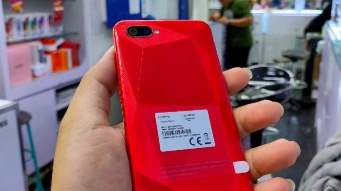 Realme C2 Punya Warna Baru, Merah Delima Berlian, Simak Spesifikasi Lengkap dan Update Harganya