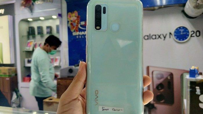 Ada Cahsback Rp 200 Ribu untuk Pembelian Ponsel Vivo Y301, Ini Spesifikasinya