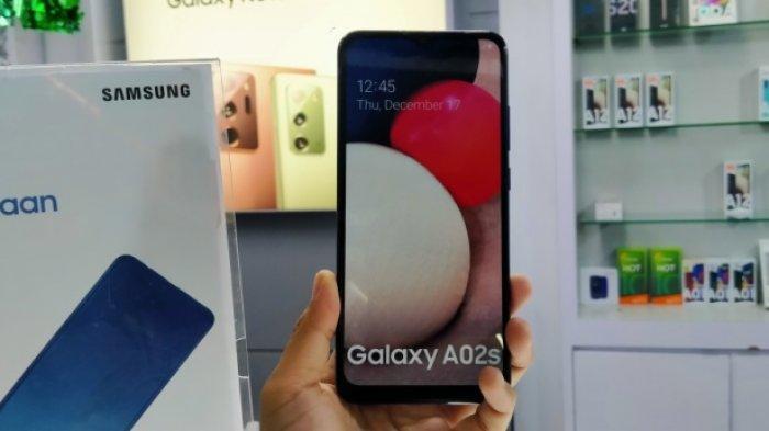Cari Ponsel Seharga di Bawah Rp 2 Jutaan? Intip Spesifikasi Samsung Galaxy A02s Berikut