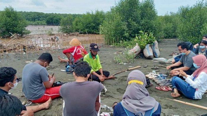 Dihajar Cuaca Ekstrem, 60 Ribu Bibit Mangrove yang Ditanam di Pesisir Semarang Rusak