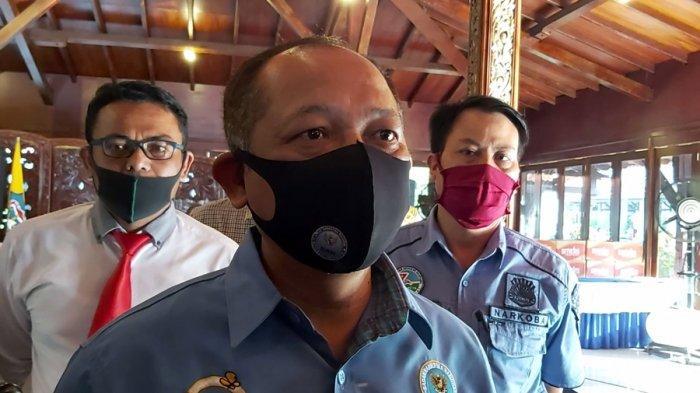 Pegawai BNNK Cilacap Positif Corona, Brigjen Pol Benny: Mayoritas Seusai Perjalanan Luar Daerah