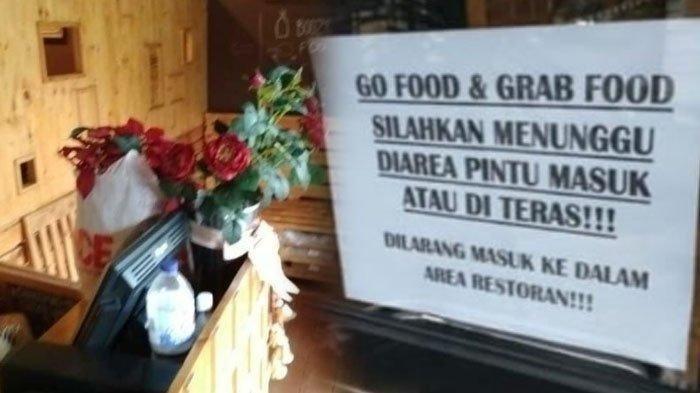 Viral Driver Ojol Dilarang Masuk Restoran, Pengelola Ungkap Fakta dan Kronologi, Ada yang Berbeda?