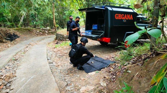 Pencari Rumput Temukan Granat Nanas Aktif di Sungai Serayu Banjarnegara, Sudah Diledakkan