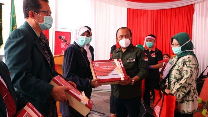 Tenaga Medis Kota Tegal Diapresiasi Ikatan Dokter dan Pemkot